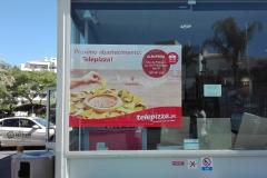 Telepizza (Montras BP Algarve) - 2017