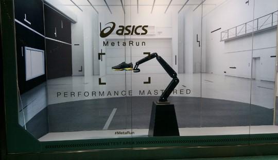 06 - 2016 - ASICS Instore e exteriores
