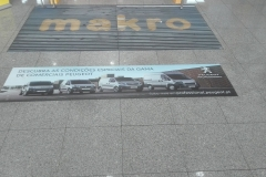 Peugeot (Floorgraphics - Makro e Recheio)